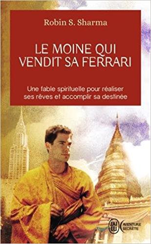consultant indépendant le moine qui vendit sa Ferrari